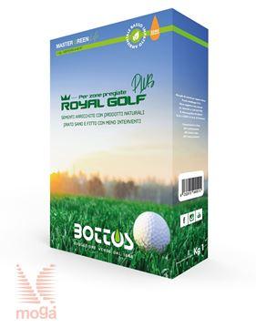 Slika Travna mešanica Live Royal Golf Plus |Z mikroorganizmi za zahtevne površine|1kg|