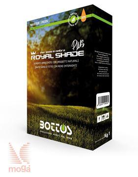Slika Travna mešanica Live Royal Shade Plus |Z mikroorganizmi za senčne lege|1 kg|