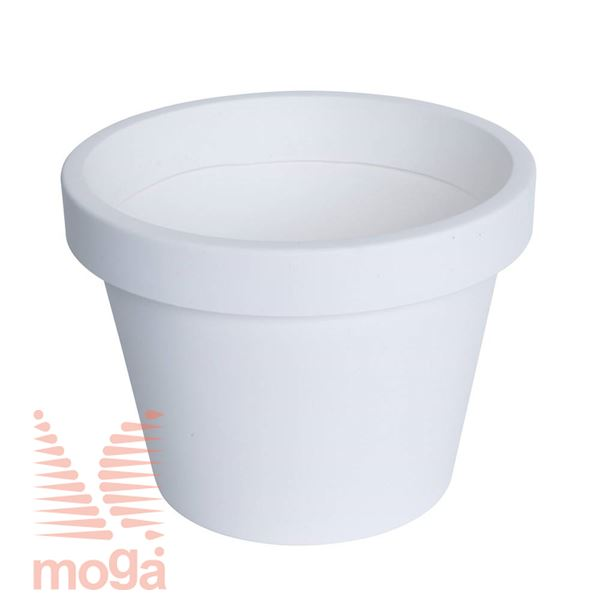 Lonec Lira Alba |Bela|FI: 65/58 cm x V: 48 cm|Vol: 105 L|
