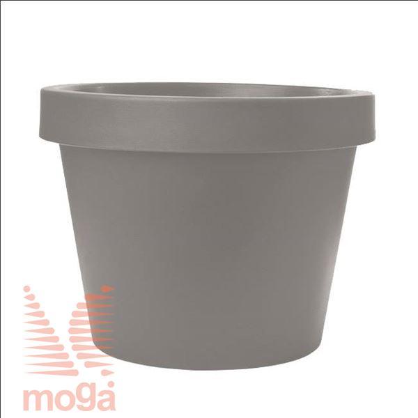 Lonec Lira |Golobje siva|FI: 95/85 cm x V: 68 cm|Vol: 325 L|