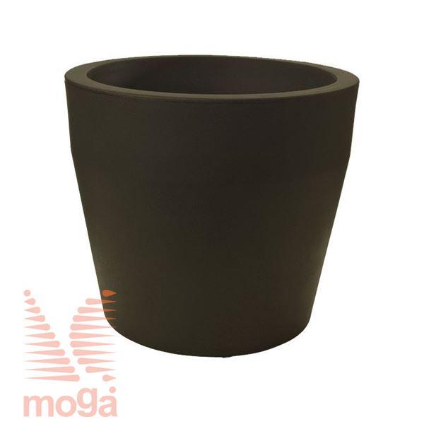 Picture of Pot Acquario - Round |Bronze|FI: 48/41 cm x H: 42cm|Vol: 50 L|