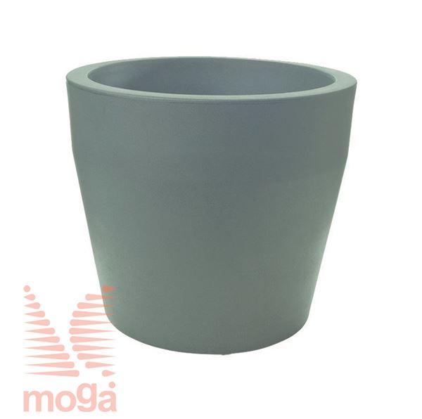 Picture of Pot Acquario - Round |Dove Grey|FI: 48/41 cm x H: 42cm|Vol: 50 L|