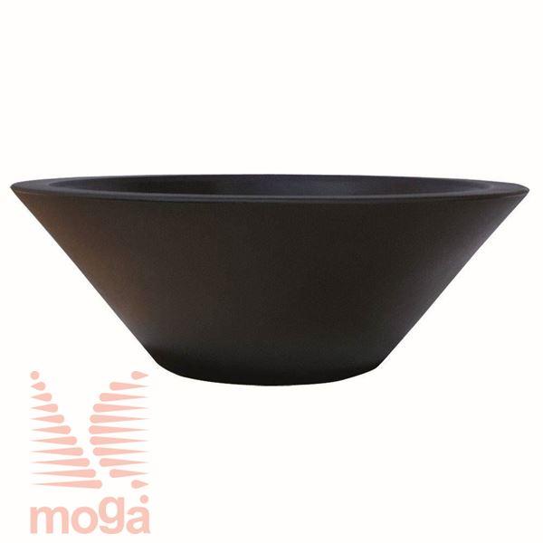 Lonec Tucano |Črna|FI: 55/47,5 cm x V: 20 cm|Vol: 25 L|
