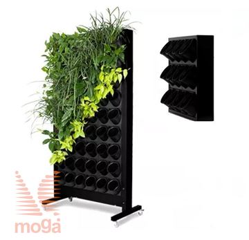Picture of One-sided Green walls ALU